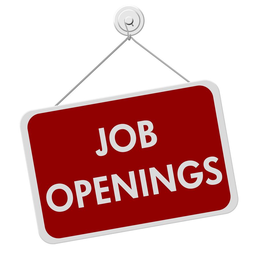 job openings in healthcare