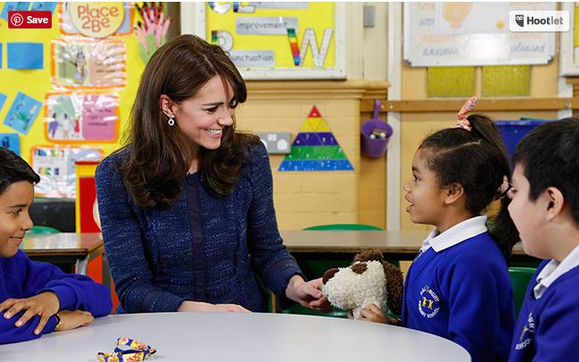 duchess speaks out on mental health