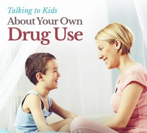 talking to kids about drugs