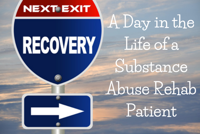 Substance Abuse Rehab Patient